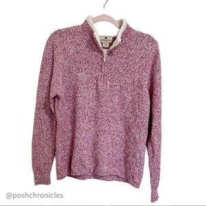 Woolrich Sherpa Pullover SZ L